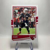 2020 Donruss Football Card 19 Kyler Murray Arizona Cardinals Variation QTY