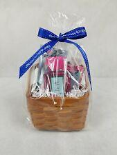 Bath And Body Works Hello Beautiful 4 pc Travel Set Mist Cream Shower Gel