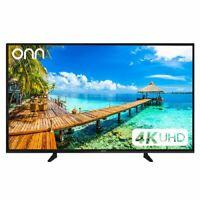 "ONN 55"" Class 4K (2160P) UHD LED TV (ONA55UB19E06) - Refurbished"