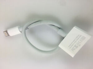 Original Apple Lightning to 30-pin Adapter Cable Genuine OEM analog audio output