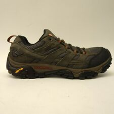 Merrell Moab 2 Size 10.5 Low Waterproof Athletic Support Hiking Trail Mens Shoes