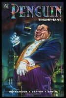 Batman Penguin Triumphant Trade Paperback TPB Dark Knight Brian Stelfreeze NEW