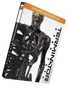 Terminator : Dark Fate [Édition Limitée boîtier SteelBook]