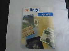 """Onlingo"" Spanish Level 1 CD ROM WIN/MAC Language Learning  Program NEW"
