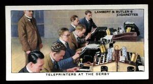 Lambert Butler, INTERESTING SIDELIGHTS WORK OF THE GPO, 1939, Teleprinters, #21
