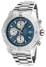 BREITLING COLT A1338811/C914 AUTOMATIC CHRONOGRAPH DATE ST.STEEL MEN'S WATCH NEW