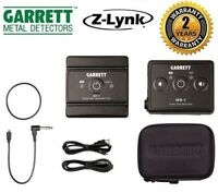 Garrett Z-Lynk Wireless Headphone System For Metal Detectors ACE AT Pro AT Gold