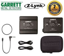 Garrett Z-Lynk Wireless Headphone System For Metal Detectors AT Pro AT Gold New