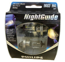 Philips 9003 NGS2 NightGuide Replacement Bulb Classic (Pack of 2)