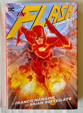 DC Comics The Flash Omnibus. SKETCH AND SIGNED by Francis Manapul
