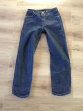 LEVI'S TWISTED / ENGINEERED JEANS CINCH BACK SIZE 26 X 28 RED TAB VGC