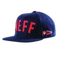 Neff Felty Adjustable Navy Cap