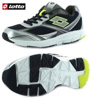 Scarpe LOTTO, EASERUN. Running, ginnastica, sportive, trainer. Ecopelle e mesh.