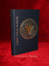SEFER YEROCH RUACHOT by G. De Laval Gilles, Aeon Sophia, Demonology, Grimoire