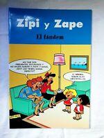 Zipi y Zape El Tándem Comic Tebeo Español Escobar 2003