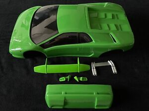 Kyosho Lamborghini Diablo Super Scale Painted Vintage RC Body Set With Decals