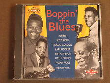 Various Artists Boppin the Blues Stars on Sun Records CD New