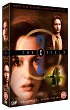 The X Files Season 2 DVD 1994 by David Duchovny Gillian Anderson