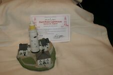 New ListingDanbury Mint Historical Int. Lighthouses: Start Point Lighthouse 1993 Coa/In Box
