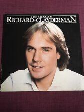 Richard Clayderman(Vinyl LP)The Music Of-Decca-SKL 5333-UK-VG/Ex