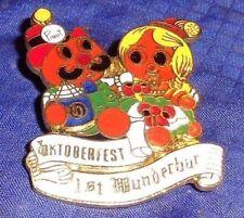 CD094 Vtg Oktoberfest 1st Wunderbar Lapel Pin