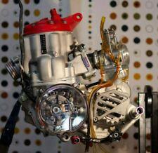 Honda CR 500 Transparent Stator Cover