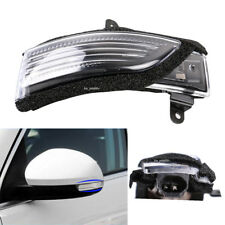 Door Side Rear View Mirror Turn Signal Lens Left 84401AJ010 for SUBARU Forester
