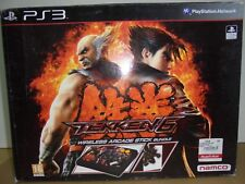 TEKKEN 6 WIRELESS ARCADE STICK BUNDLE ** PS3 ** PlayStation ** NAMCO - NEW