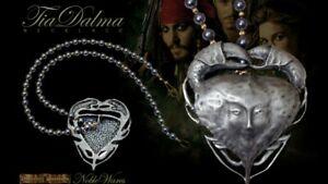 Disney Pirates of the Caribbean Replica Tia Dalma Necklace Master Replicas