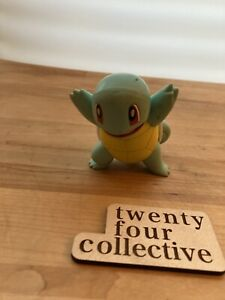 """2007 3""""Squirtle Pokemon Action Figure Toy"""