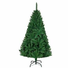 8ft Imperial Pine Green Artificial Christmas Tree Metal Stand Xmas Decorations