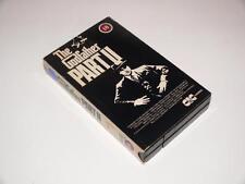 Betamax Video ~ The Godfather Part II (Part 1) ~ CIC Video ~ Pre-Certificate