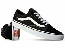 Vans Old Skool Black Unisex Sneaker Leder Canvas VN000D3HY281 Gr.36 - 45 EU