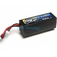 Lipo Peak Racing 4S 14.8V 4000mah 45C conector deans caja dura PEK00554