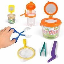 Little Backyard Explorer Insect Bug Viewer Collecting Kit (7 Piece)
