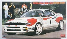 HASEGAWA 1/24 Toyota Celica Turbo 4WD 1992 Tour de Corse #20291 limited model