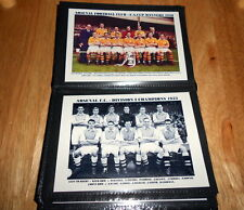 ARSENAL FOOTBALL CLUB Photo Album (1950's)