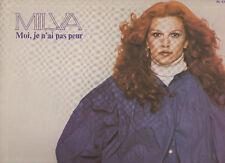 MILVA canta in FRANCESE disco LP 33 giri VANGELIS Moi je n'ai pas peur
