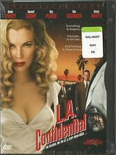 L.A. CONFIDENTIAL KIM BASINGER KEVIN SPACEY (1998) DVD BRAND NEW SEALED
