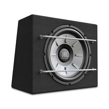 "Etapa de Jbl 1200B 12"" Car Audio Subwoofer Caja Sellada pasivo Slim 1000 W"