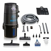 Prolux Professional Shop Grey Wall Mounted Garage Vac Wet Dry Pick Up