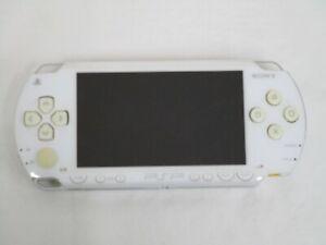 F782 Sony PSP 1000 console Ceramic White Handheld system Japan x
