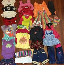 Lot Of 59 Pc Spring & Summer Nice Clean Name Brands Size 0-3 &3-6 Mons