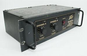 Vintage PEAVEY M-2600 Stereo Power Amplifier