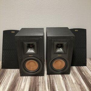 Klipsch R-15M Pair Reference Bookshelf Monitor Speakers (MSRP $249)