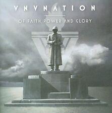 Of Faith, Power and Glory [Digipak] by VNV Nation (CD, Jun-2009, Anachron Sounds