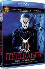 Hellraiser : Los Que Traen El Infierno (Ed. Coleccionista) (Blu-Ray) (Hellraiser