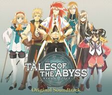 Tales Of The Abyss Original Soundtrack OST PS2 JAPAN Game Music 4 CD Set