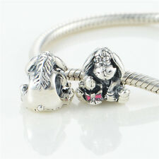 Brand New Genuine S/Silver Pandora Disney's 'Eeyore' Charm - 791567EN80 - RRP$50