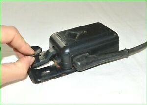 Bulgarian Army Military Telegraph Morse code Key MM-3 manipulator #7